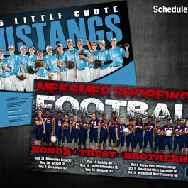 Schedule Posters